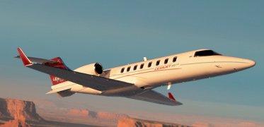 Lear Jet 45